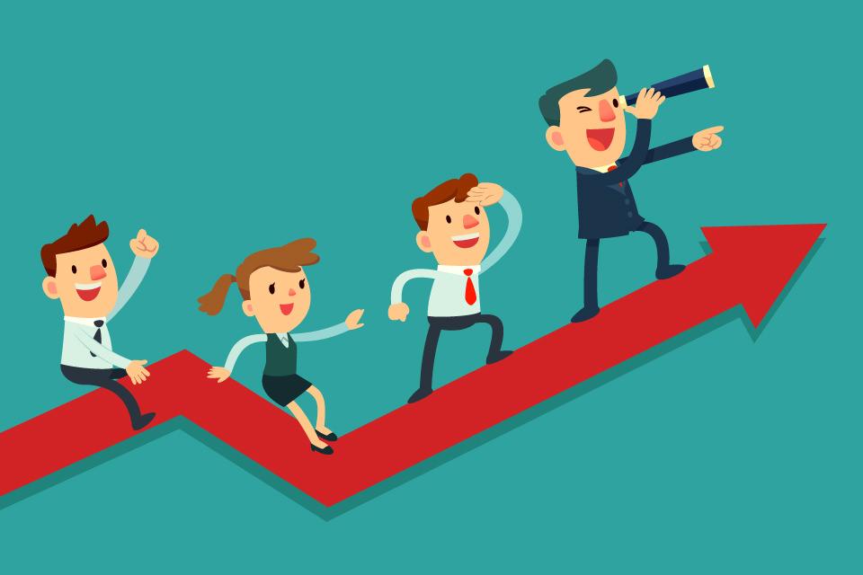 1. une stratégie de content marketing attire des leads B2B