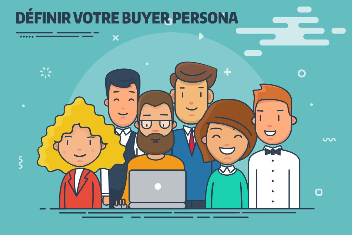 définir vos buyer persona, une étape importante lors de l'élaboration de votre stratégie de marketing de contenu